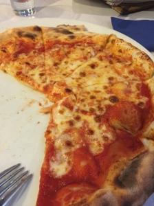 Oder einfach Mozzarella.